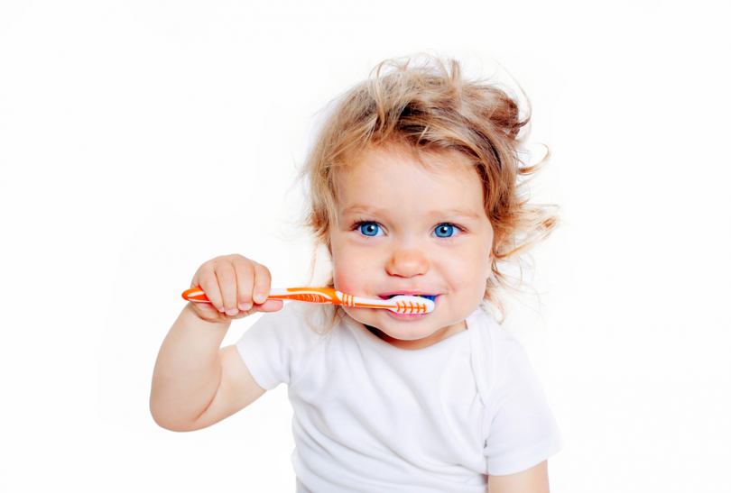 Nicanje prvih zuba - Mlečnih i stalnih 1